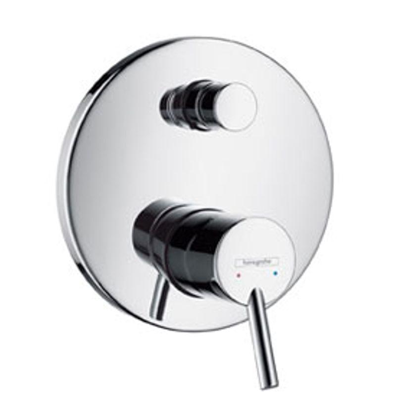 Купить Смеситель для ванны Hansgrohe Тalis S 32475000 к Ibox Universal, Хром, Германия