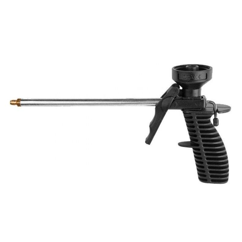 Пистолет для монтажной пены, пластиковый корпус, DEXX фото