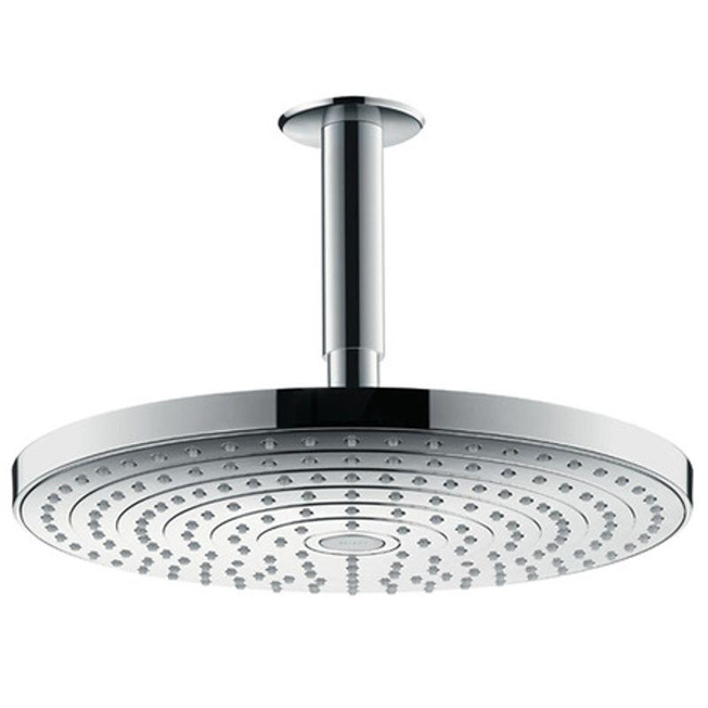Купить Верхний душ Hansgrohe Raindance Select S 300 2jet 27337000, Хром, Германия