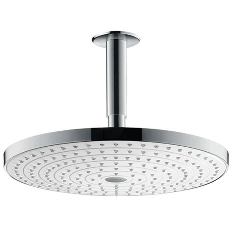 Купить Верхний душ Hansgrohe Raindance Select S 300 2jet 27337400, Белый, Германия