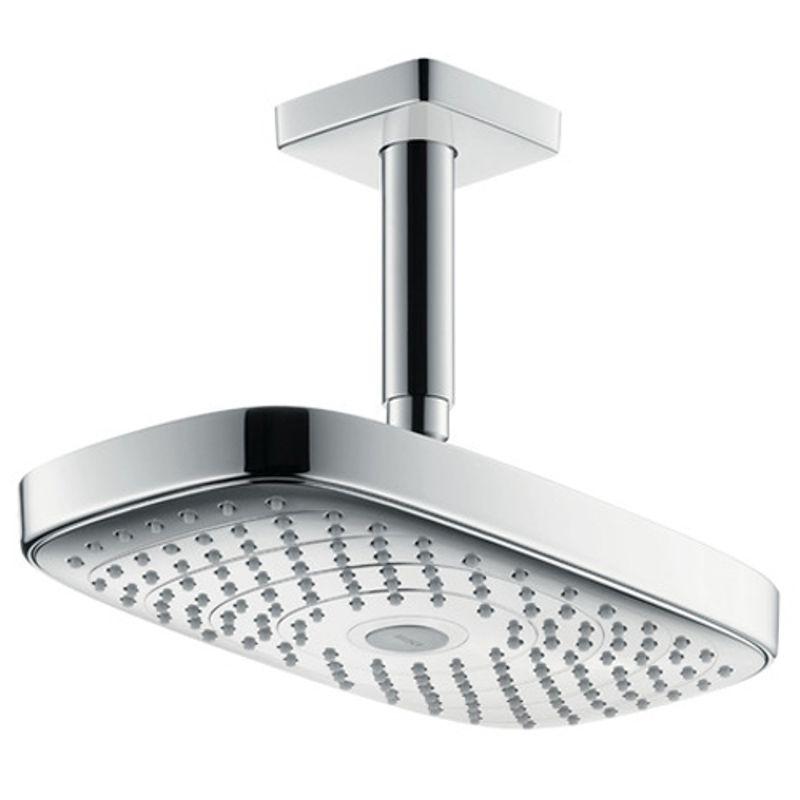 Купить Верхний душ Hansgrohe Raindance Select Е 300 2jet 27384000, Хром, Raindance select e, Германия