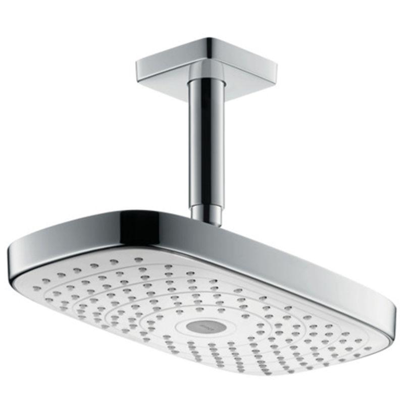 Купить Верхний душ Hansgrohe Raindance Select Е 300 2jet 27384400, Хром, Raindance select e, Германия