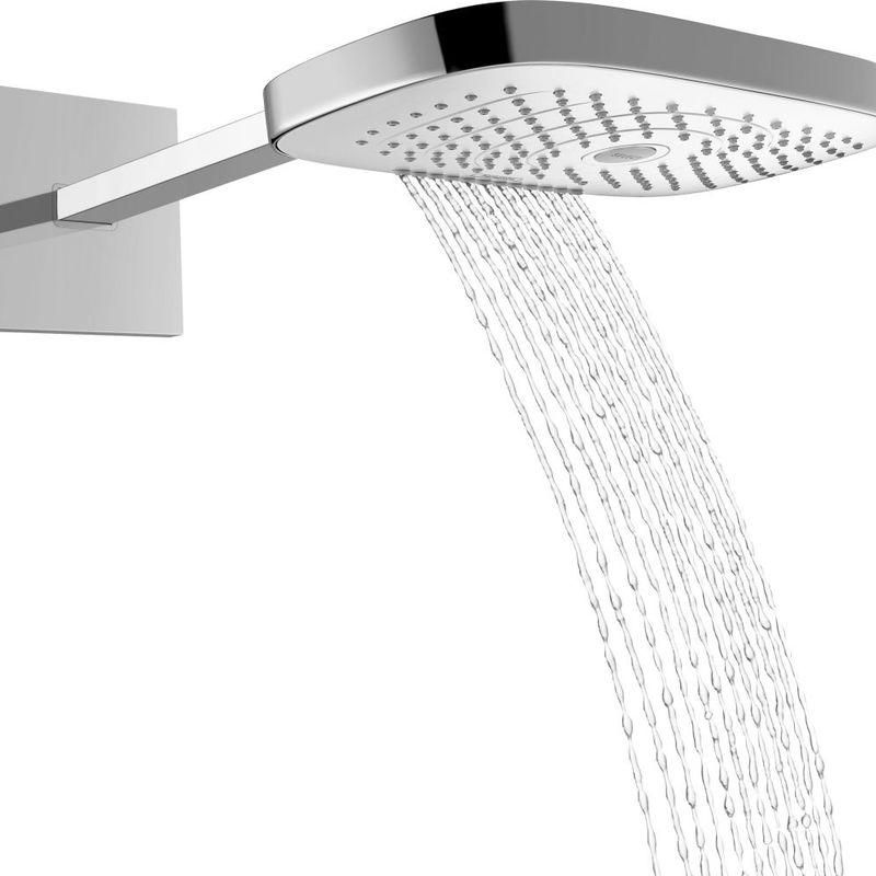 Купить Верхний душ Hansgrohe Raindance Select Е 300 3jet 26468400, Белый, Raindance select е, Германия