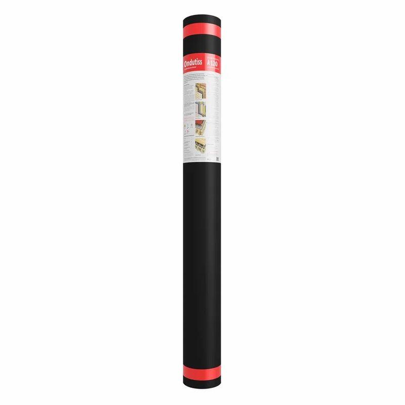 Пленка гидро ветрозащитная Ондутис A120 (1,5х50м) 75м2