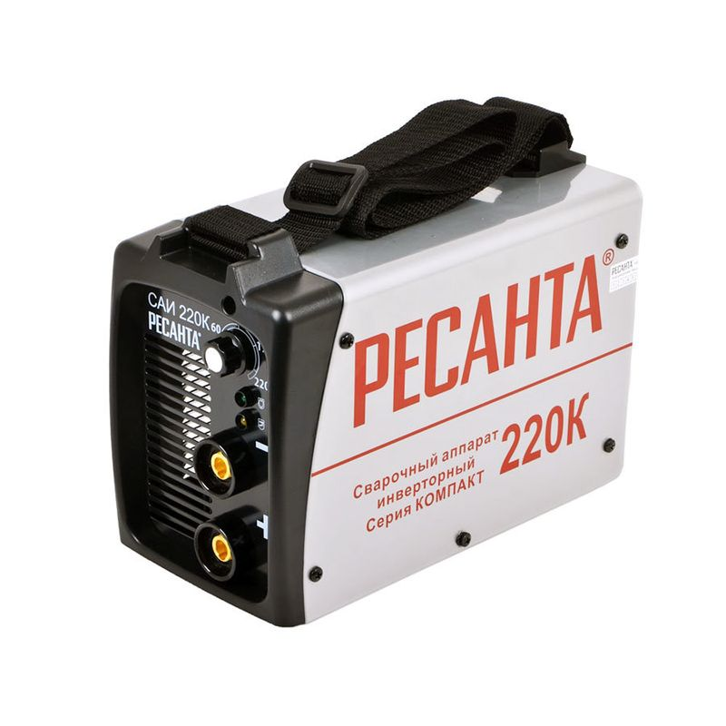 Аппарат сварочный инверторный Ресанта САИ220К (компакт) фото