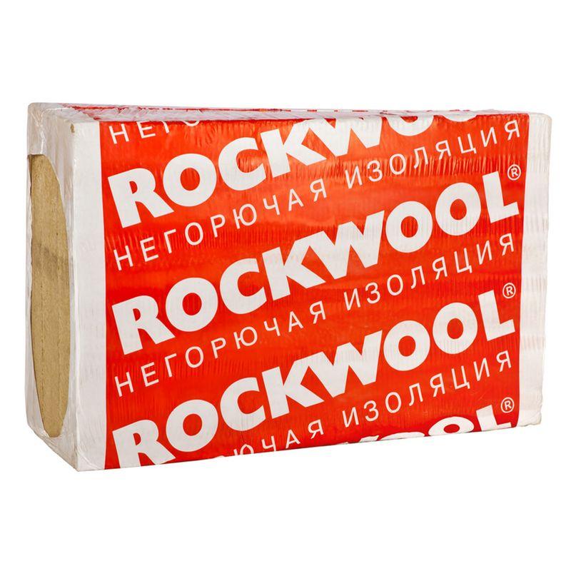 Утеплитель ROCKWOOL Фасад Баттс Экстра 1200х600х100 мм 2 штуки в упаковке фото