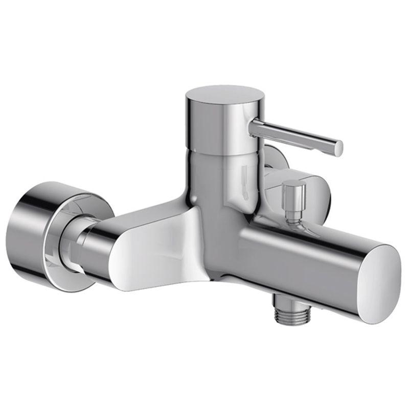 Купить Смеситель для ванны Jacob Delafon Cuff E45532-CP, Хром