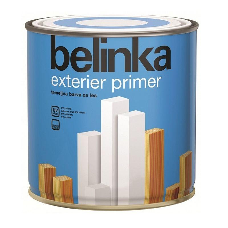 Грунтовка для защиты изделий из древесины Belinka Exterier Primer, 0,75 л фото
