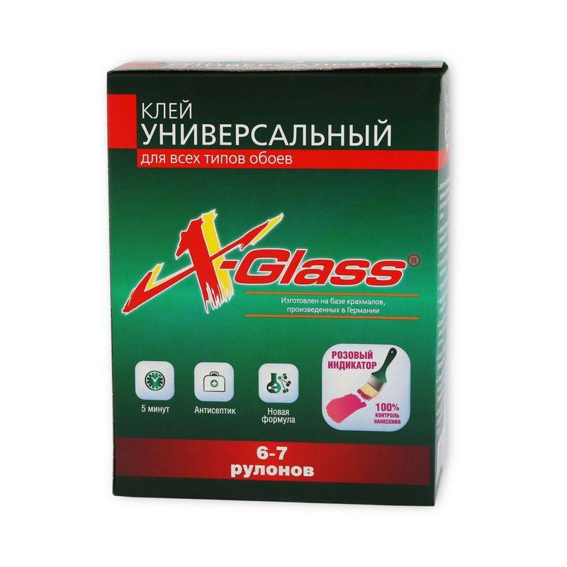 Клей универсальный для всех типов обоев X-Glass с индикатором 200гр фото