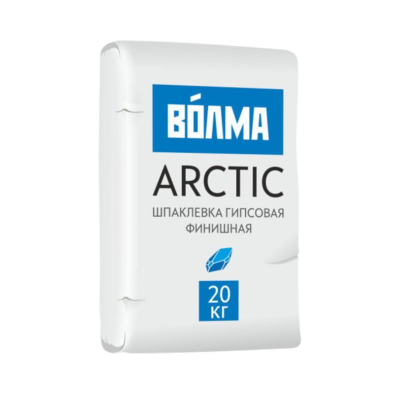 Шпаклевка Волма Арктик 20кг фото