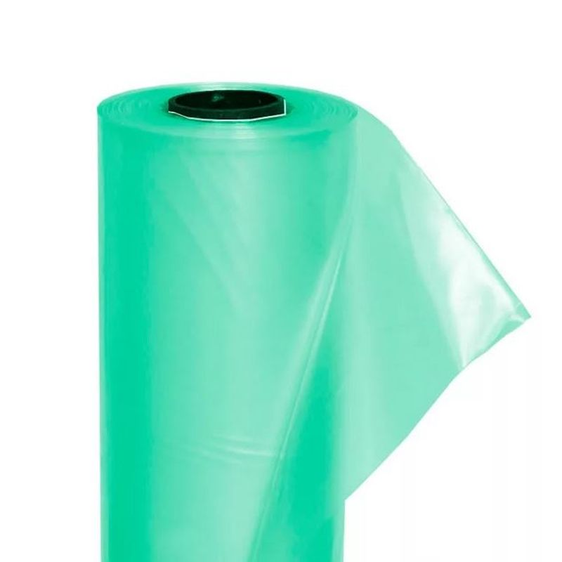 Пленка полиэтиленовая светостабилизированная TDStels 150 мкр 3х100 м, 1 сорт, зеленая фото