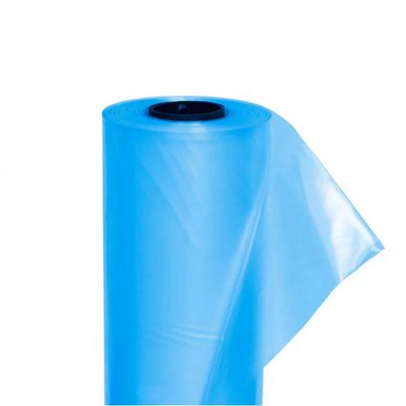 Пленка полиэтиленовая светостабилизированная TDStels 150 мкр 3х100 м, 1 сорт, синяя фото