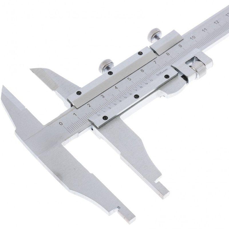 Штангенциркуль, 250 мм, цена деления 0,05 мм, ГОСТ 166-89 Россия