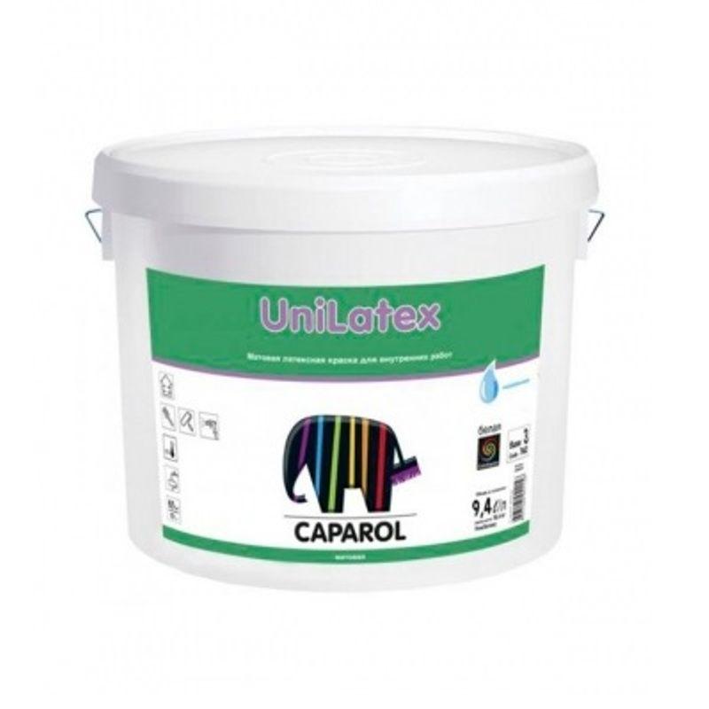 Краска Caparol Unilatex основа 3 9.4л фото