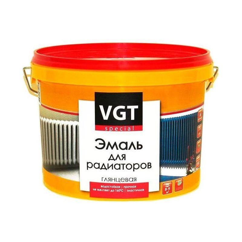 Эмаль VGT ВДАК 1179 Профи для пола серый 2.5кг фото