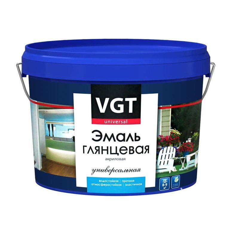 Эмаль VGT ВДАК 1179 универсальная база С 2.5кг фото