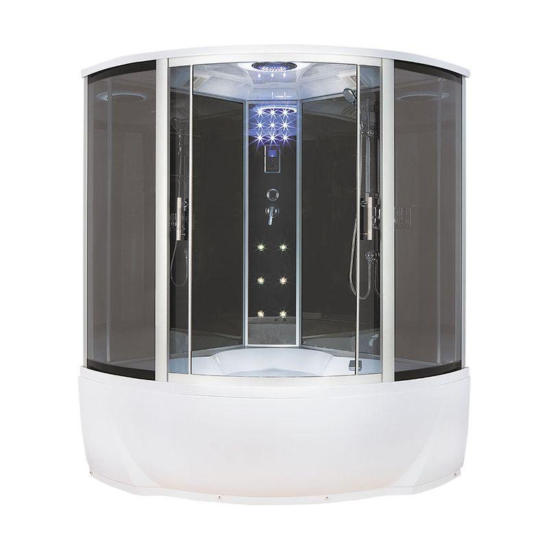 Душевой бокс Erlit Comfort ER4350T-C2 150x150 полукруглый