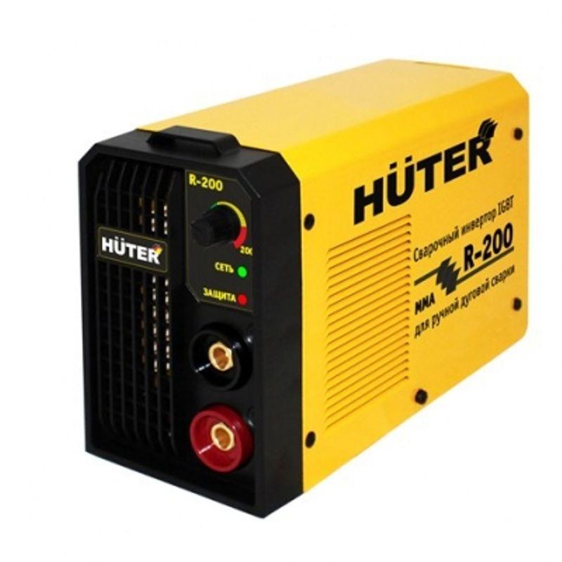 Аппарат сварочный инверторный Huter R-200 фото