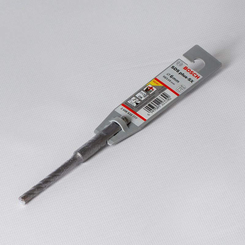 Бур 6 115мм SDS+ (50мм), BOSCH