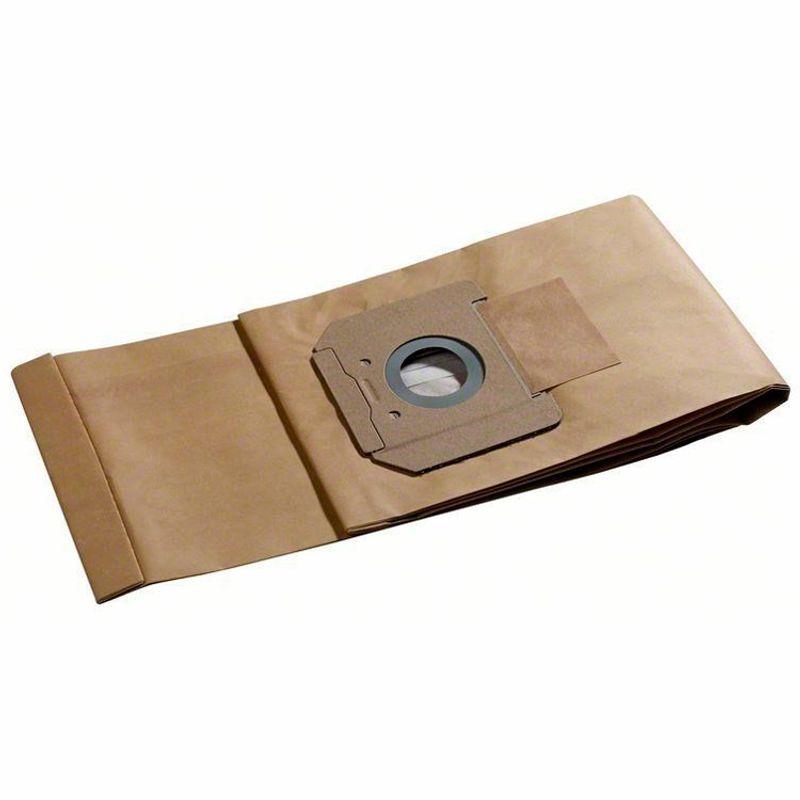 Мешок для пылесоса BOSCH GAS 35 для сухой пыли (бумажный) фото