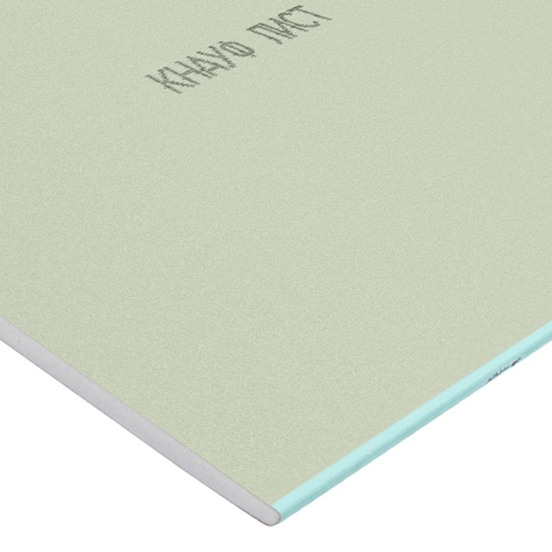 Лист гипсокартонный влагостойкий Кнауф 2500х1200х12,5 мм фото