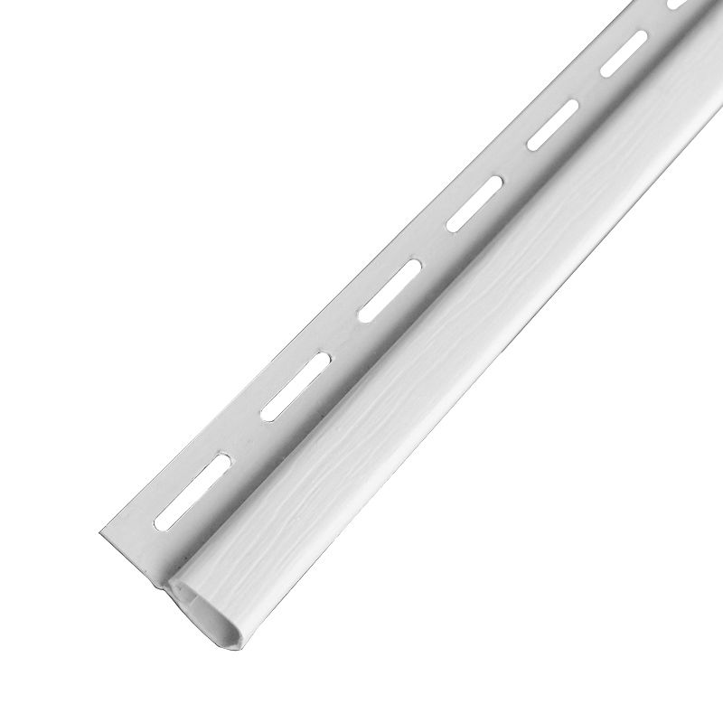 Фото #1: Планка финишная белая FineBer 3,66 м