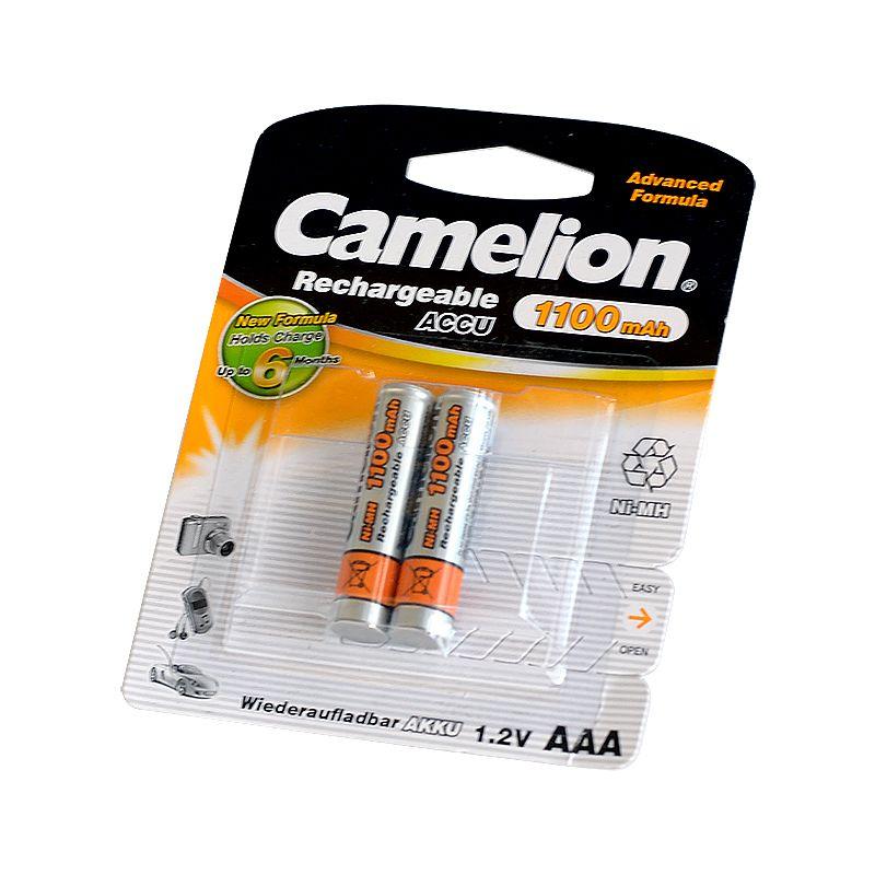 Аккумулятор AAA-1100 R3 1100 mAh (2шт/уп) CAMELION