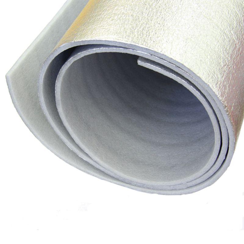 Отражающая теплоизоляция Пенотерм для бань и саун НПП ЛФ 1,2х25мх5мм фото