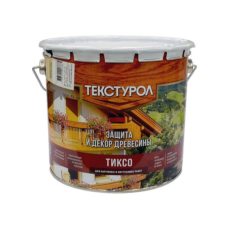 Средство для длительной защиты древесины Текстурол Тиксо Тик, 3 л фото