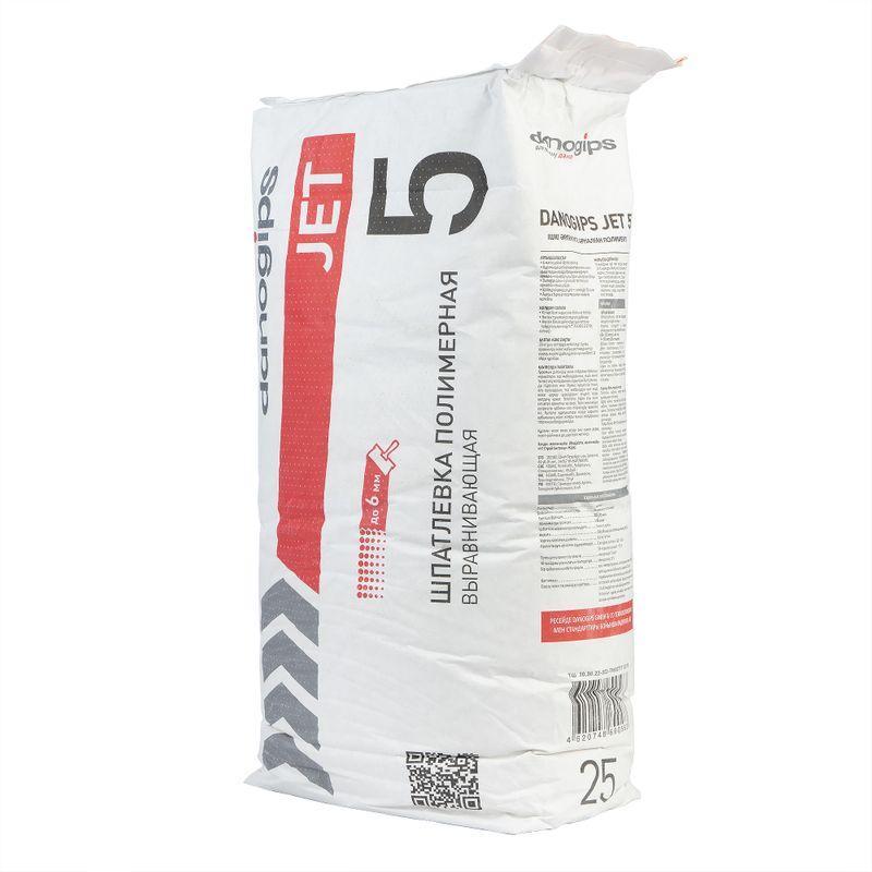 Шпаклевка полимерная Dano J5 25 кг фото