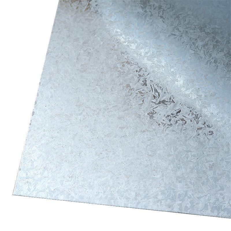 Лист стальной оцинкованный 2500х1250 м