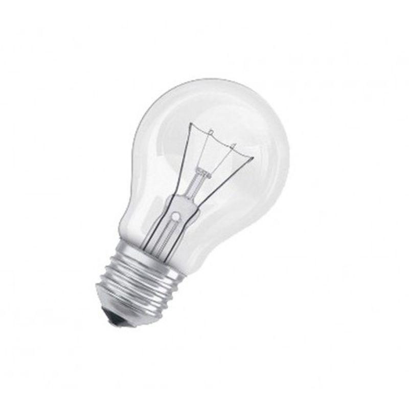 Лампа накаливания ЛОН 95вт 230В E27 фото