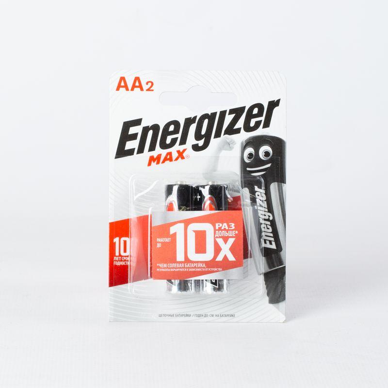 Элемент питания LR-6 Energizer (2 шт)