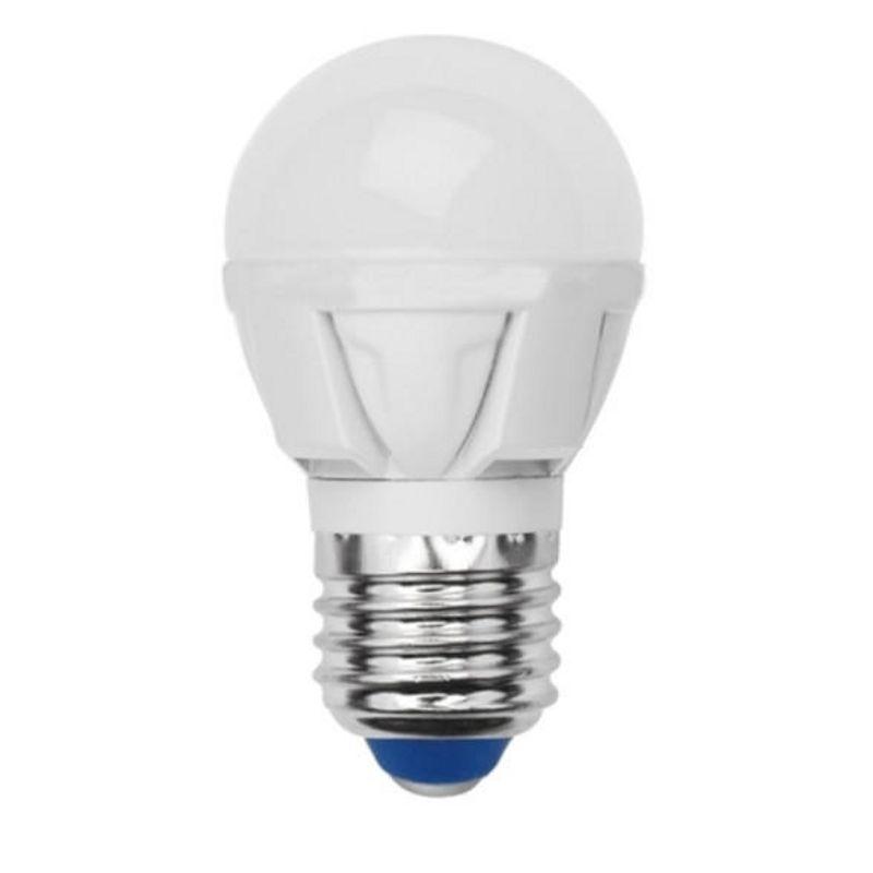 Купить со скидкой Лампа св/диод. 7W E27 3000K Uniel