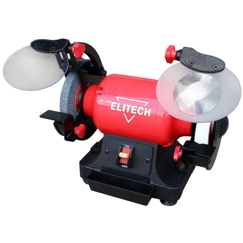 Станок заточный ELITECH 200 Вт фото