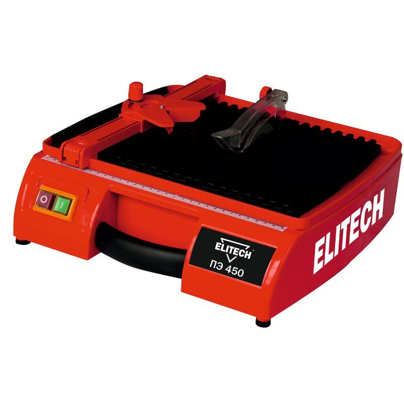 Плиткорез электрический ELITECH ПЭ 450 Пэ 450 фото