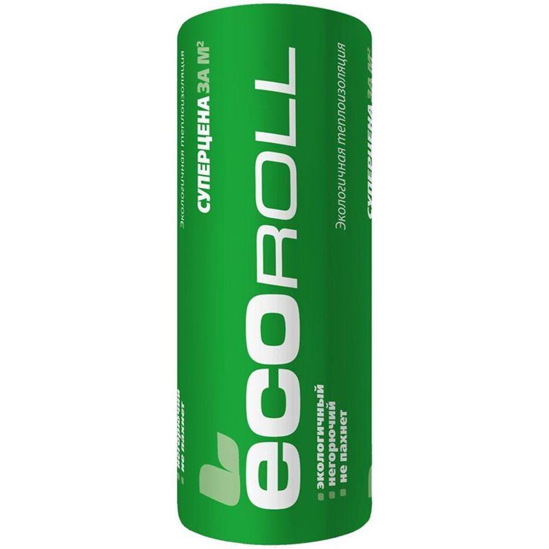 Утеплитель Ecoroll 8200х1220х50 мм 2 штуки в упаковке фото