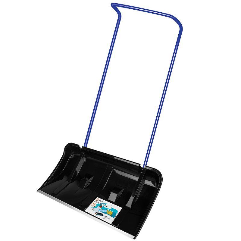 Движок для уборки снега на колесиках