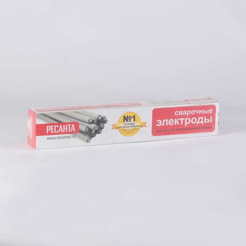 Электрод Ресанта МР-3 4,0 мм 1 кг фото