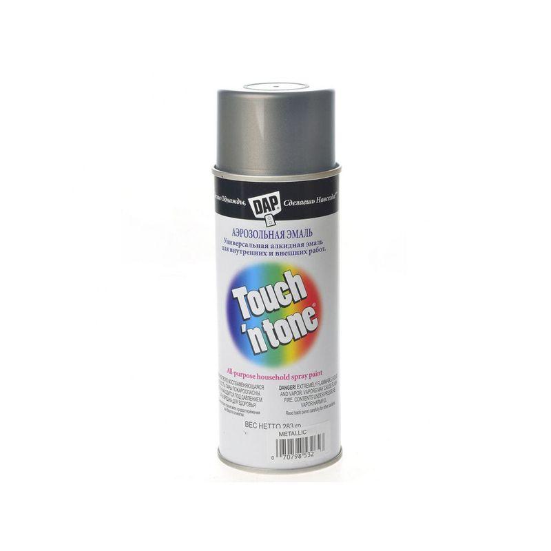 Купить со скидкой Краска аэрозольная бежевая Touch & Tone