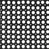 Коврик резиновый Ринго-матт 50х100 см, 16 мм, черный