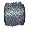 Цепь сварная короткозвенная оцинкованная DIN 766 2 мм