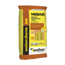 Клеевая смесь для минваты Weber.Vetonit therm MW winter -10C, 25кг