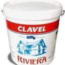 Штукатурка декоративная для стен Clavel Riviera, 25 кг