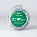 Диск отрезной алмазный по камню сухой рез 125х1,9х7х22,23 мм Yoko