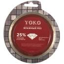Диск отрезной алмазный по керамике влажный рез 115х1,9х5х22,23 мм Yoko