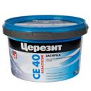 Затирка Ceresit CE 40 aquastatic зеленая, 2 кг