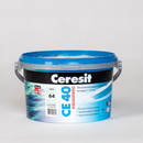 Затирка Ceresit CE 40 aquastatic мята, 2 кг