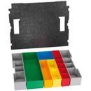 Набор контейнеров для хранения мелких деталей Bosch Professional L-BOXX 102 inset box, 13шт
