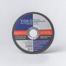Круг по металлу отрезной 125х1,2х22 Yoko